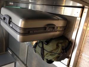 実際に乗せた荷物
