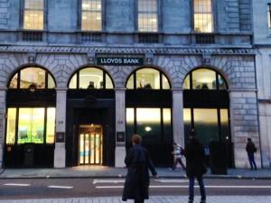 ロイズ銀行(Lloyds Bank)