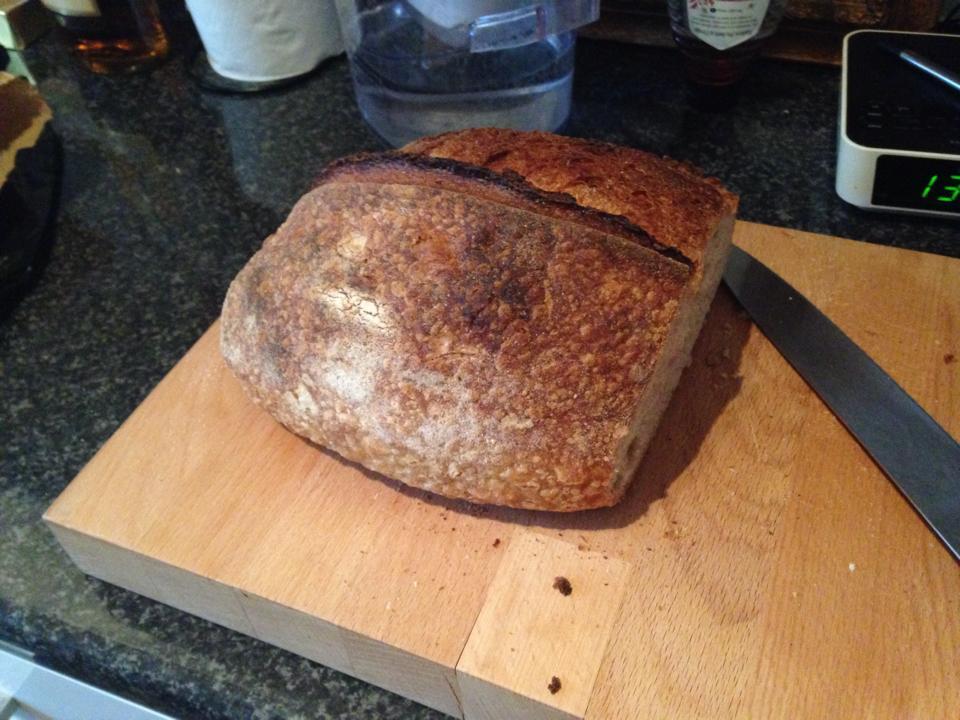 シェアメイトからシェアしてもらったパン
