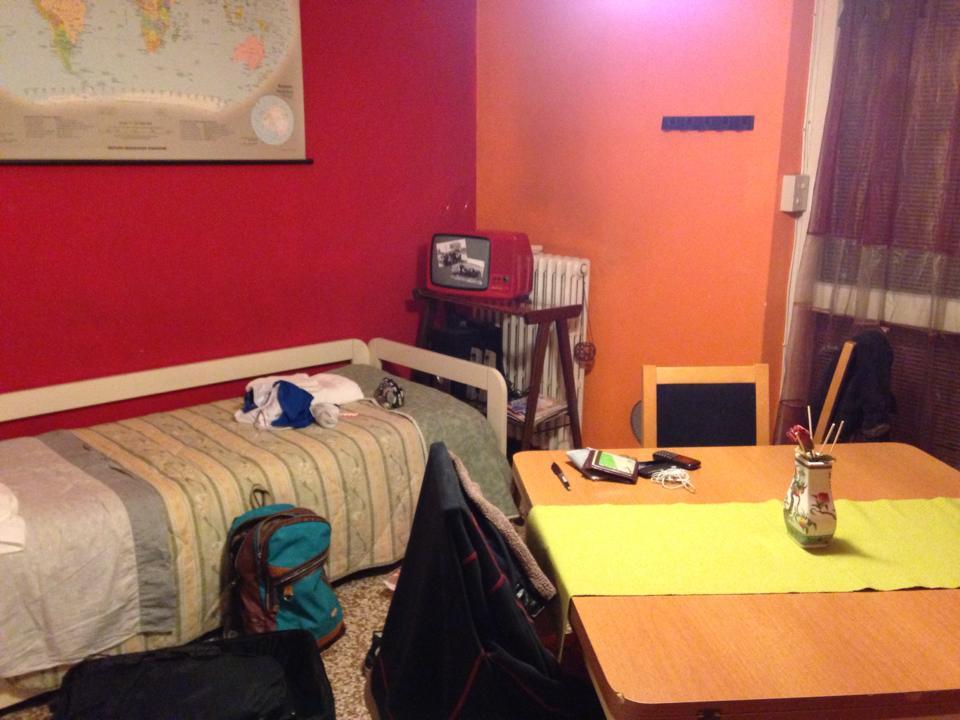 Airbnbで見つけたミラノの部屋