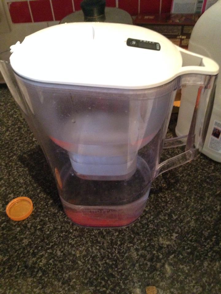 置き型浄水器