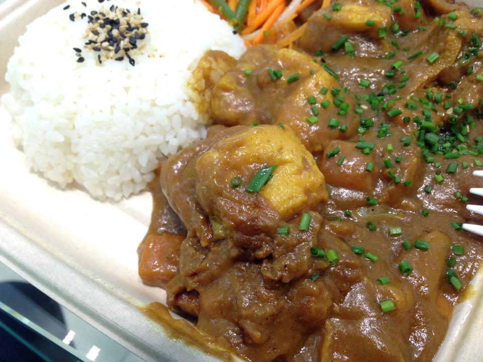 豆腐は厚揚げだった。
