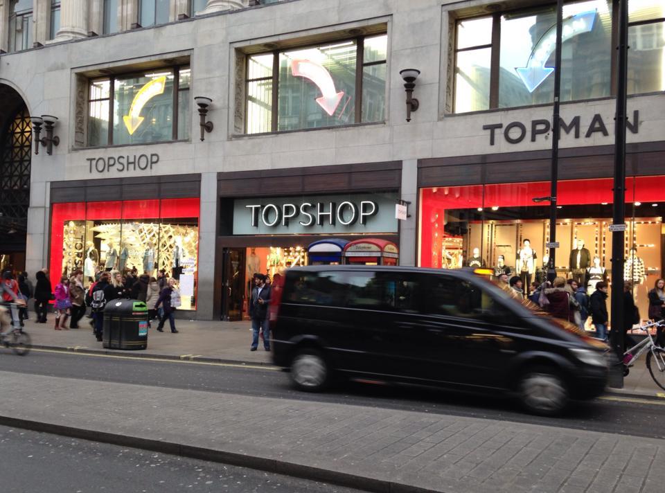 TOPSHOP(トップショップ)