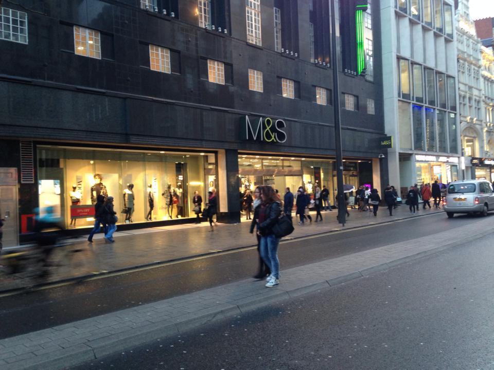 M&S(マークス&スペンサー)
