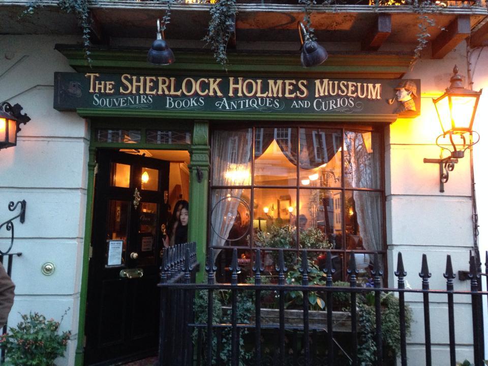 シャーロックホームズ博物館