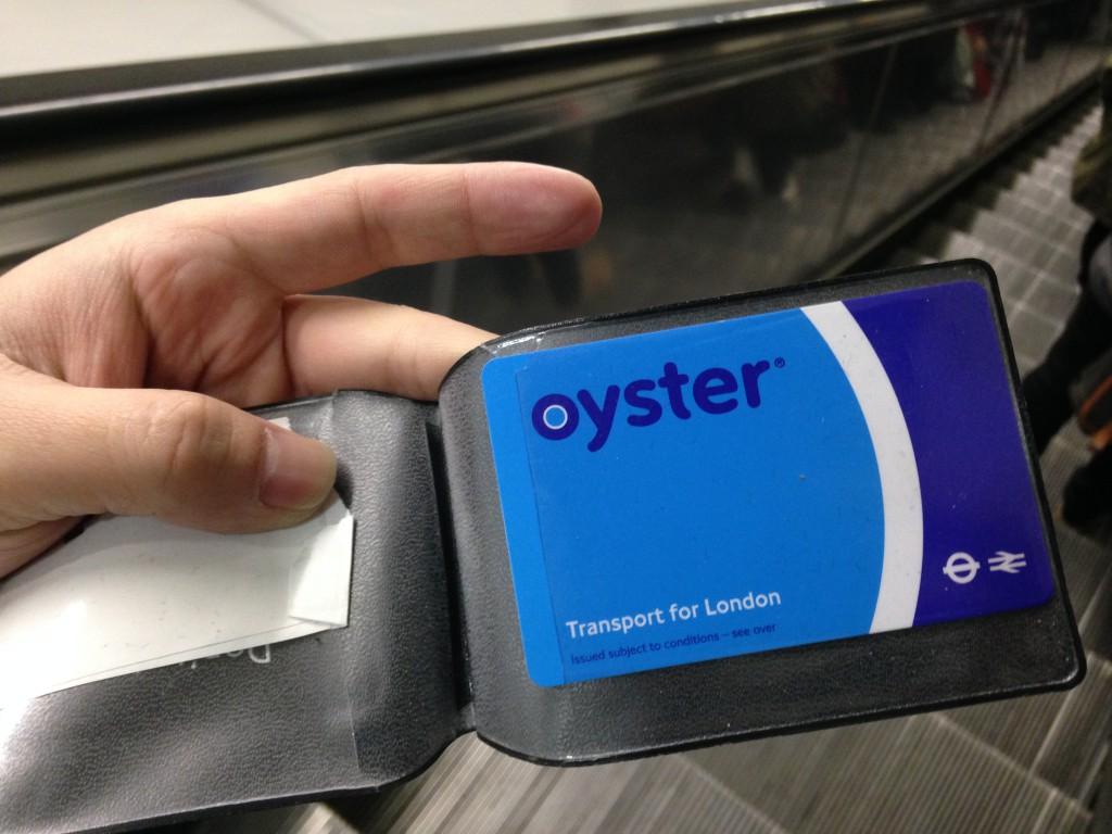 イギリス版Suicaオイスターカード