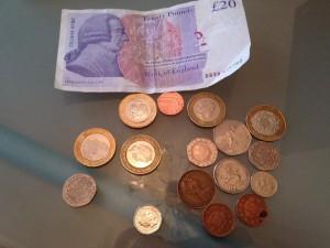 イギリスの通貨