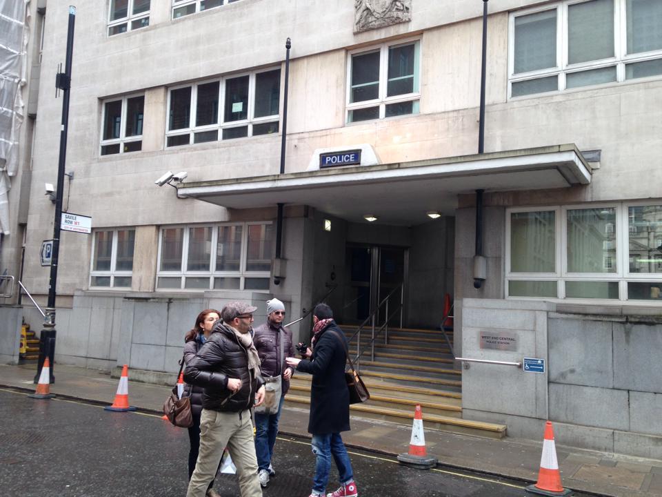 Metropolitan Police Service Savile Row