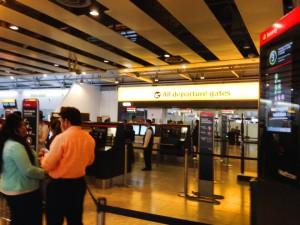 ヒースロー空港の写真
