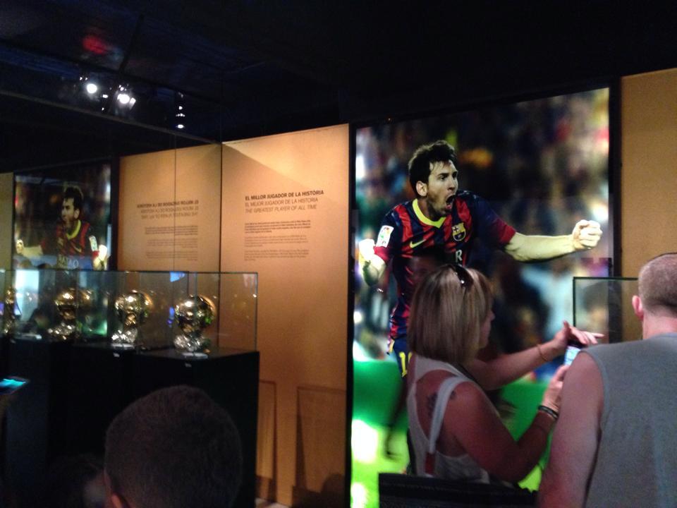 バルセロナ博物館