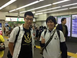 イギリスの大学院留学をされていた崎元大志さん